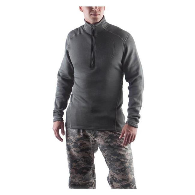 Massif Flamestretch Pullovers Foliage Green