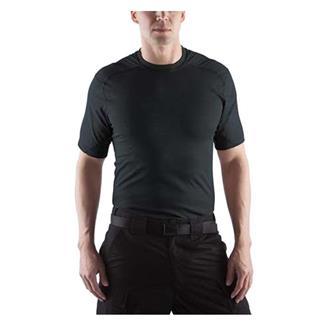 Massif Cool Knit SS T-Shirts Black