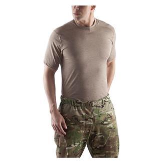 Massif Cool Knit T-Shirt Coyote Tan