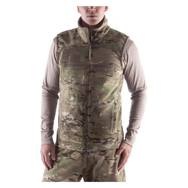 Massif Free IWOL Vests Multicam
