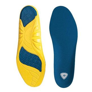 Sof Sole Athlete Insoles Blue / Yellow