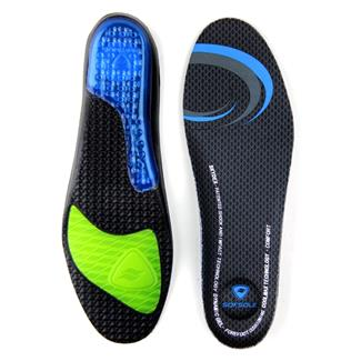 Sof Sole Airr Insoles Green / Black