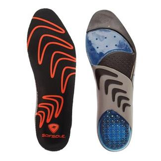 Sof Sole Airr Orthotic Insoles Blue / Black