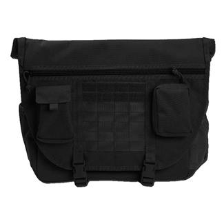 Elite Survival Systems Tactical Messenger Bag Black