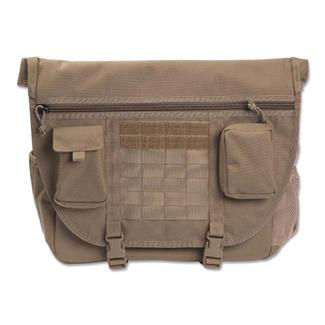 Elite Survival Systems Tactical Messenger Bag Coyote Tan