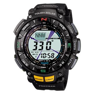 Casio Pro Trek Pathfinder PAG240 Black