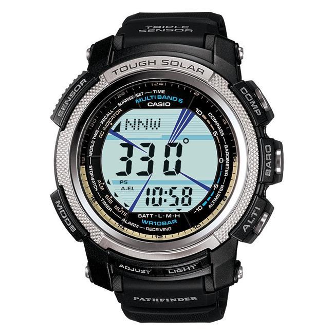 Casio Pro Trek Pathfinder PAW2000 Black