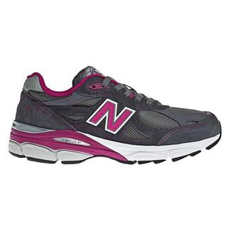 New Balance 990v3 Gray / Pink