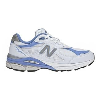 New Balance 990v3 White / Blue