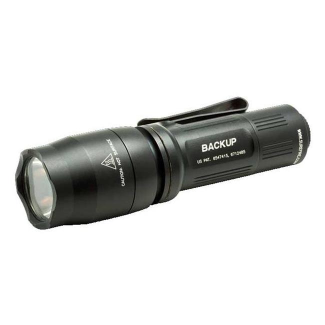 SureFire E1B Backup Black
