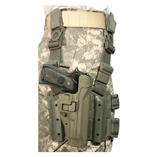 Blackhawk SERPA Level 2 Army Tactical Holster Matte Foliage Green