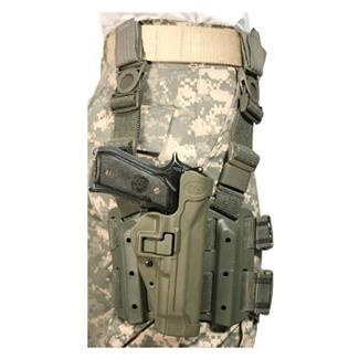 Blackhawk SERPA Level 2 Army Tactical Holster Matte Foliage Green