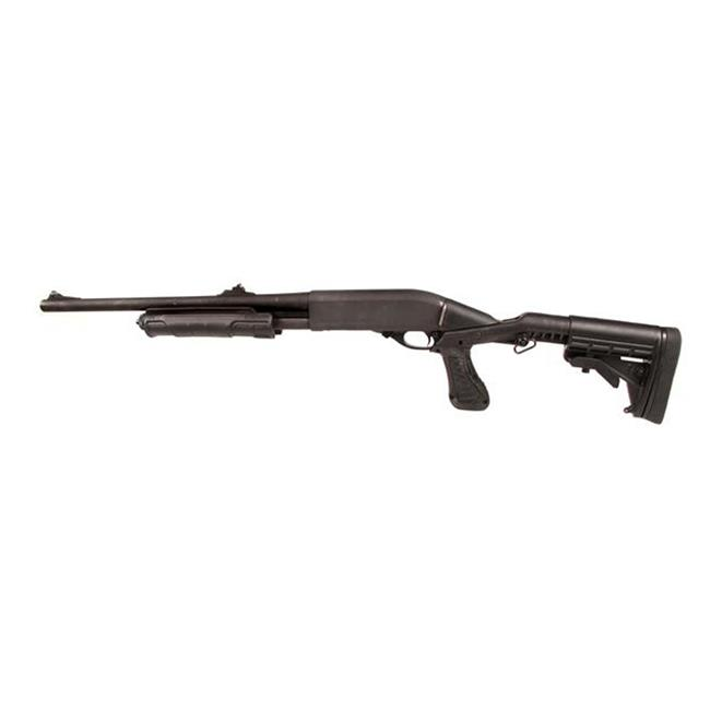 Blackhawk SpecOps Gen II Adjustable Shotgun Stock and Forend Black