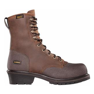 "LaCrosse 8"" Extreme Tough Logger Brown"