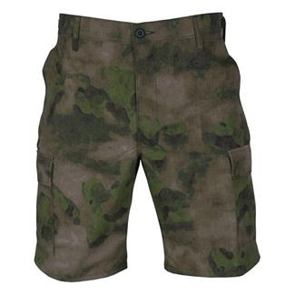 Propper Poly / Cotton Ripstop BDU Shorts (Zip Fly) A-TACS FG