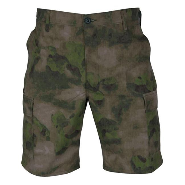 Propper Poly / Cotton Ripstop BDU Shorts (Zip Fly) A-TACS FG