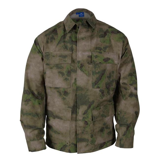 Propper Poly / Cotton Ripstop BDU Coats A-TACS FG