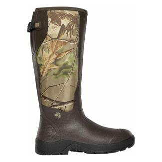 "LaCrosse 18"" Alpha Mudlite Snake Boots Realtree"