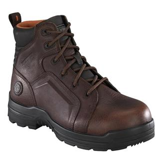 "Rockport Works 6"" More Energy CT WP Brown"