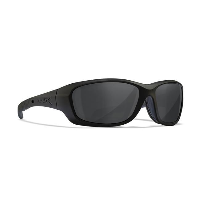 Wiley X Gravity Matte Black Black Ops / Smoke Gray