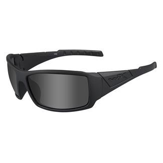 Wiley X Twisted Matte Black Black Ops / Smoke Gray