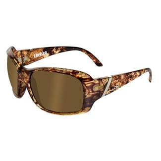 Wiley X Chelsea Polarized Bronze Iced Tea