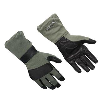 Wiley X Raptor Tactical Glove Foliage Green