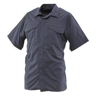 24-7 Series Ultralight Short Sleeve Uniform Shirts Navy