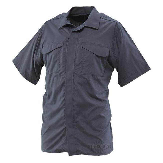 24-7 Series Ultralight Short Sleeve Uniform Shirts Navy