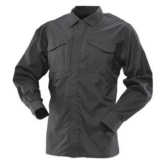 TRU-SPEC 24-7 Series Ultralight Uniform Shirts Black