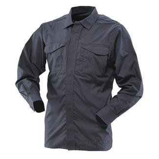 24-7 Series Ultralight Uniform Shirts Navy