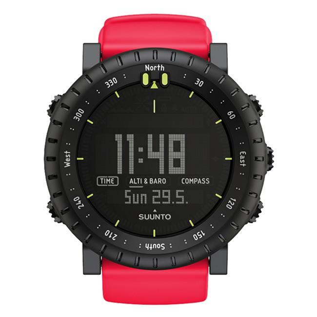 Suunto Core Watch Red Crush