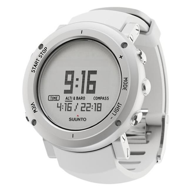 Suunto Core Watch Alu Pure White