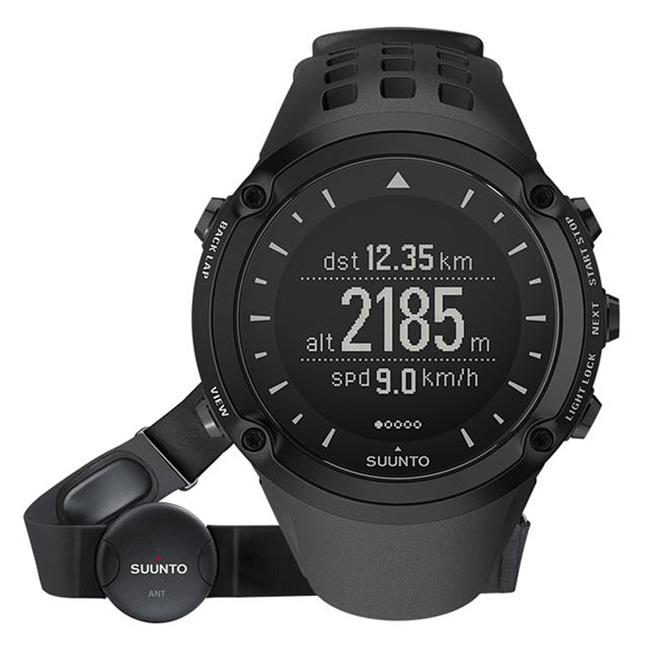 Suunto Ambit Heart Rate Watch Black