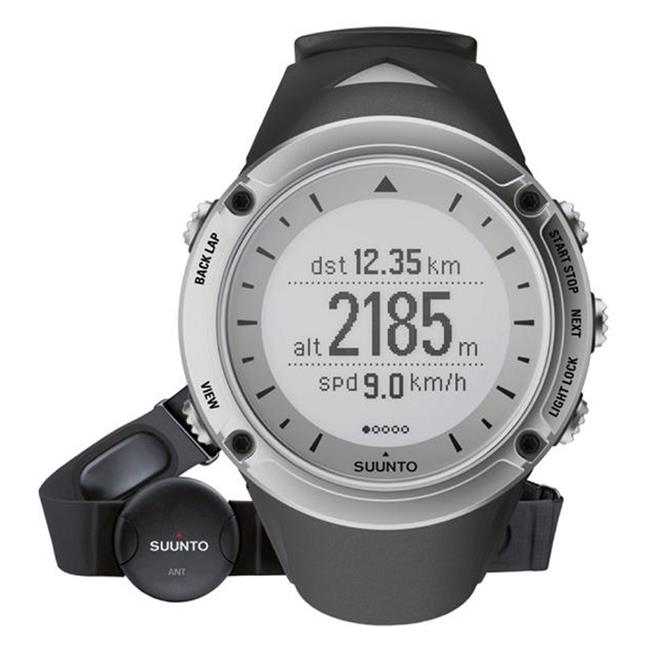 Suunto Ambit Heart Rate Watch Silver