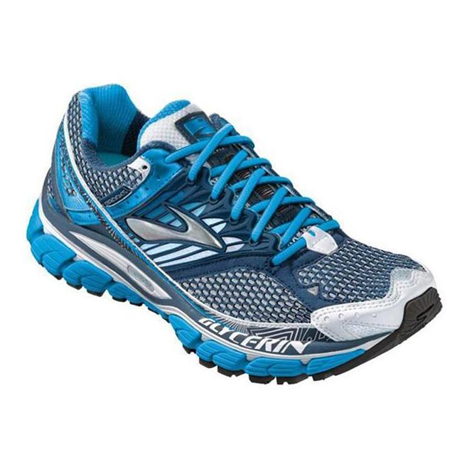 Brooks Glycerin 10 Dresden Blue / Insignia / White