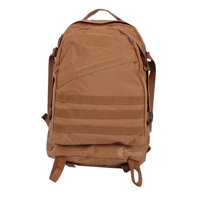 Tru-Spec TRU Gear 3-Day Backpack Coyote