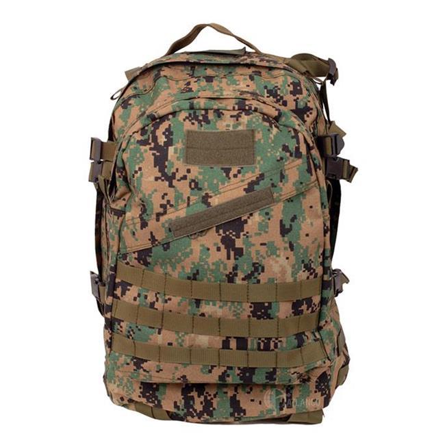 Tru-Spec TRU Gear 3-Day Backpack Woodland Digital