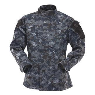 Tru-Spec Poly / Cotton Ripstop TRU Coats Midnight Digital