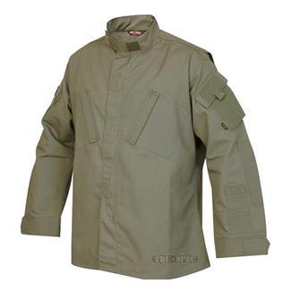 Tru-Spec Poly / Cotton Ripstop TRU Coats Olive Drab