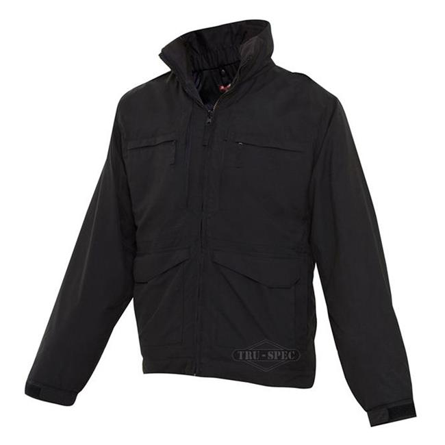 24-7 Series 3 in 1 Jackets Black