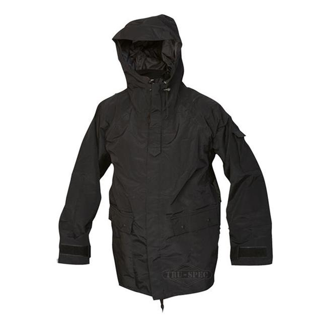 Tru-Spec H2O Proof Army Rain Parkas Black