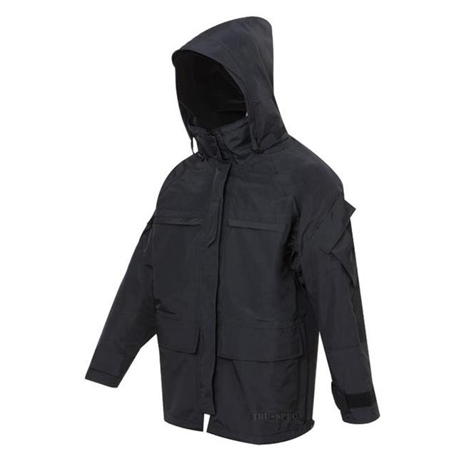 Tru-Spec H2O Proof Law Enforcement Parkas Black