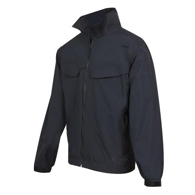 24-7 Series Weathershield Windbreakers Black