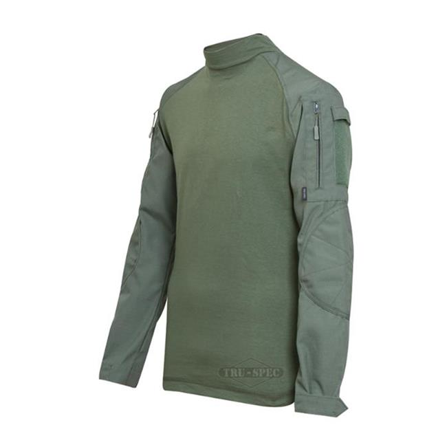 Tru-Spec Poly / Cotton Ripstop Combat Shirts Olive Drab