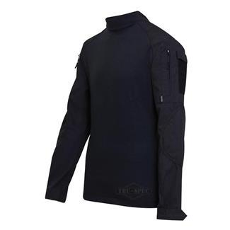 TRU-SPEC Poly / Cotton Ripstop Combat Shirts Black
