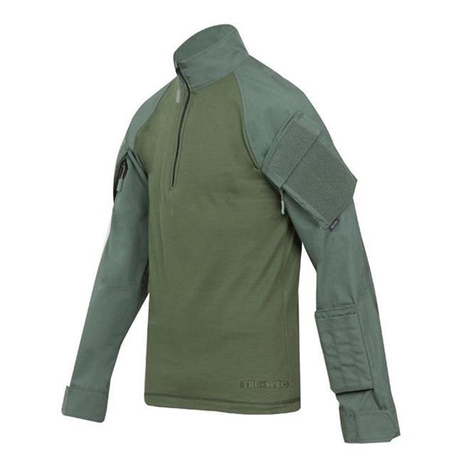 Tru-Spec Nylon / Cotton Ripstop TRU Xtreme Combat Shirts Olive Drab
