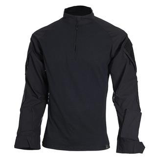 TRU-SPEC Nylon / Cotton Ripstop TRU Xtreme Combat Shirts Black
