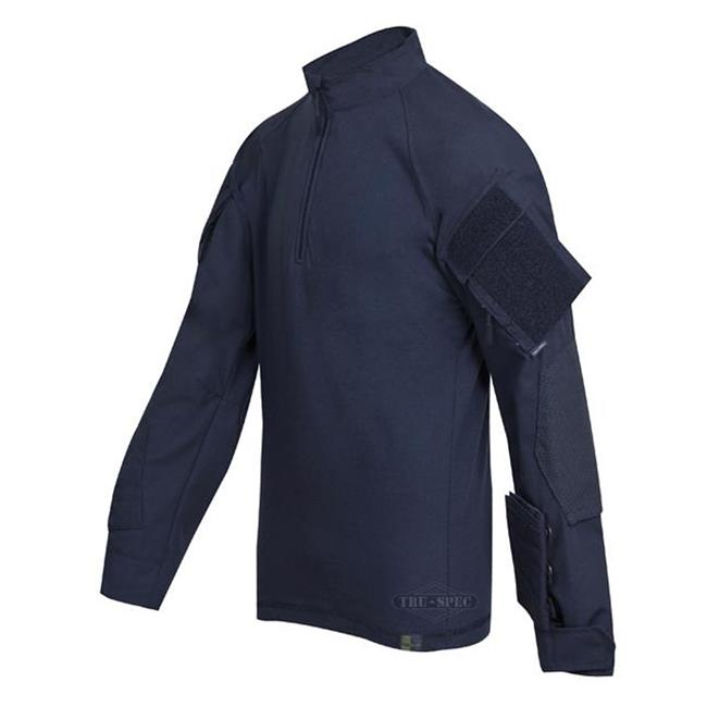 Tru-Spec Nylon / Cotton Ripstop TRU Xtreme Combat Shirts Navy