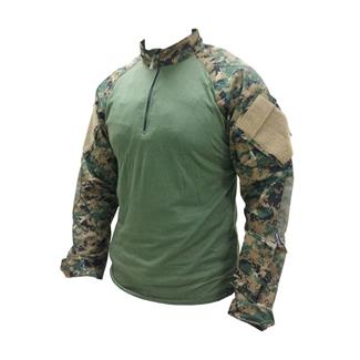 Tru-Spec Nylon / Cotton Ripstop TRU Xtreme Combat Shirts Woodland Digital